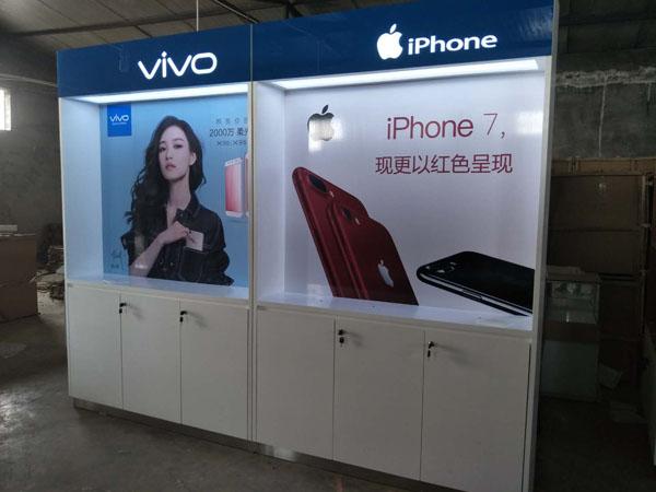 苹果iphone配件柜