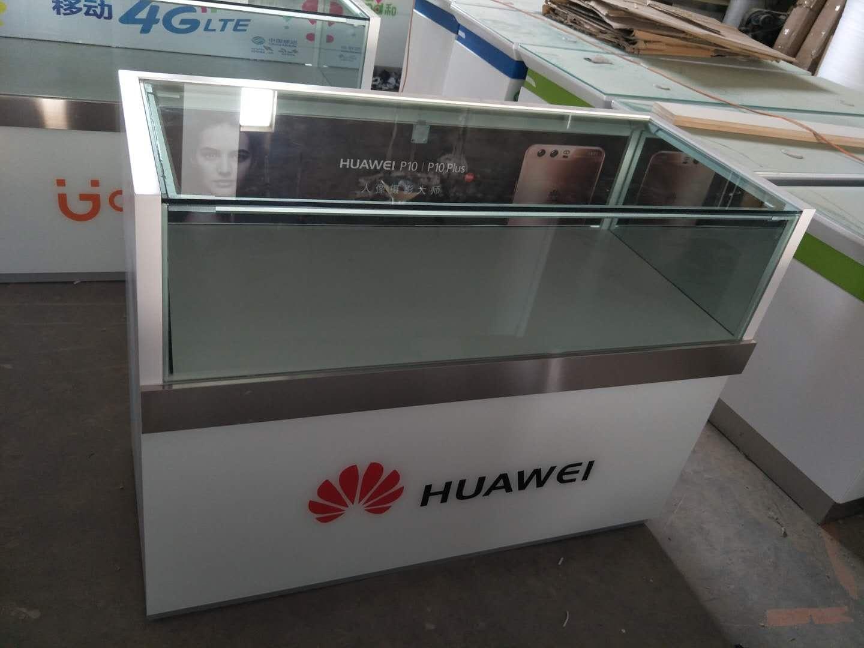 华为手机展示台
