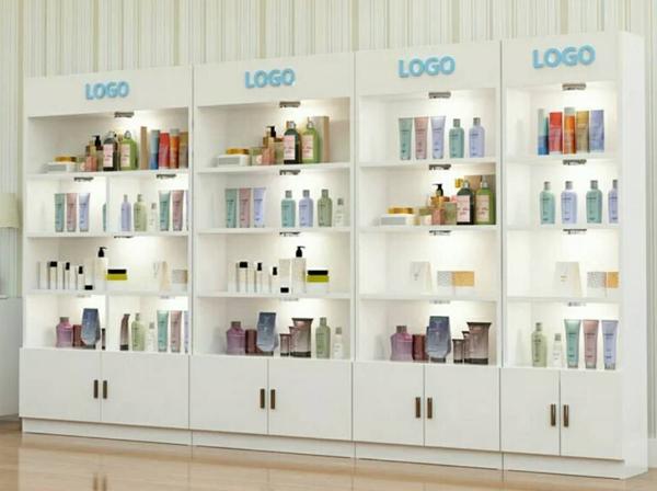 兰州化妆品展示台定做厂